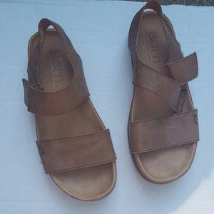 Born sandals size 6M 1 Velcro straps around foot